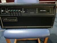 Ampeg SVT-350 & Ampeg SVT-410HE