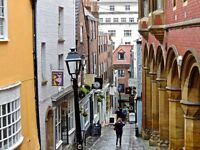 Double room to rent on Christmas steps