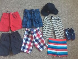 Boys summer clothes 2-3