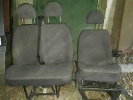 Ford transit Mark 6 seats