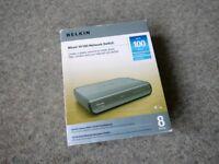 Belkin Wired 10/100 Network Switch