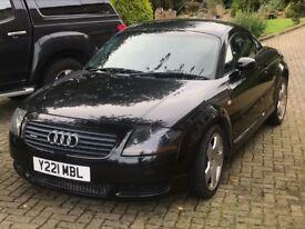 Audi Quattro TT 225 Black