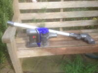 Dyson handheld cordless vacuum cleaner cleaned and refurbished