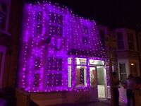 HOUSE LIGHTS HIRE FOR ALL KIND OF EVENTS,