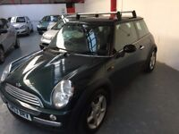 Mini Cooper 1.6 1 Owner car from new