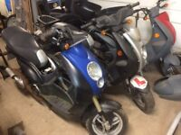 Peugeot Ludix - 50cc Scooter Spares - Breaking 4 x Ludix - All Parts Available