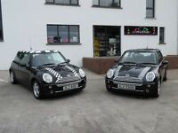2005 MINI ONE 1.6 ONLY 75K MOTD SUPERB CONDITION £2150