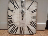 WALL CLOCK NEW by Hometime