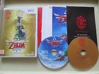 The Legend of Zelda - Skyward Sword - Limited Edition - Nintendo Wii Video Game - Like New
