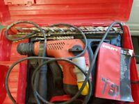 Hilti drill 110v