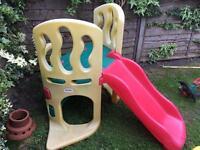 Tiny Tykes slide