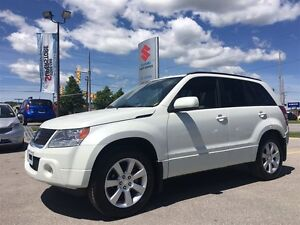 2011 Suzuki Grand Vitara JLX 4X4 ~Heated Seats ~Power Sunroof ~S