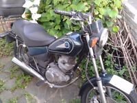 YAMAHA SR 125 MINT CONDITION!! THE BEST OFFER WINS