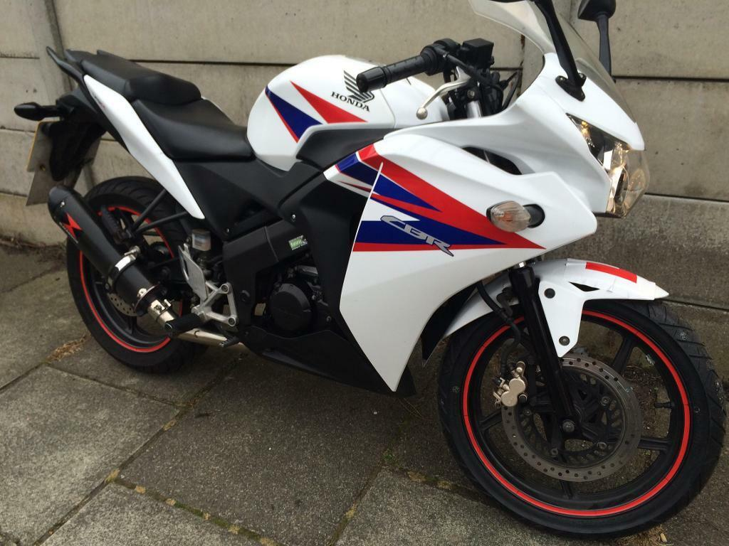 2013 honda cbr 125 r c new shape in bootle merseyside gumtree. Black Bedroom Furniture Sets. Home Design Ideas