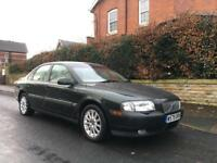 Volvo S80 2.9 Automatic Luxury Car Drives Superb Heated Seats