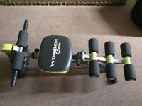 Wondercore ll home gym exercise machine