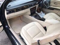 BMW 3 series 325i SE AUTO CONVERTIBLE BLACK SAPPHIRE