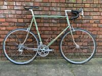 Hetchins Magnum Opus De Luxe Road Bike. Curly Stays, Campagnolo Athena 11 Speed