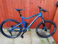 Merida 2017 full suspension mtb cube scott