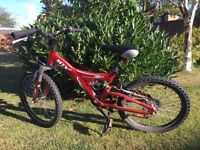 Boys junior bike