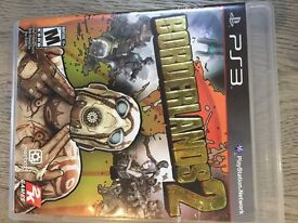 Borderlands 2 for PS3.