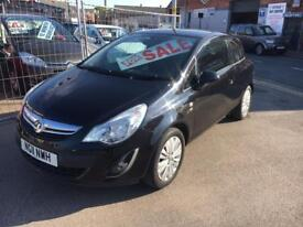 Vauxhall Corsa 1.0 Excite *** ONLY 57,000 MILES ***