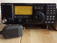 Icom 718 c/w Original mic (and bundling 40amp regulated psu)