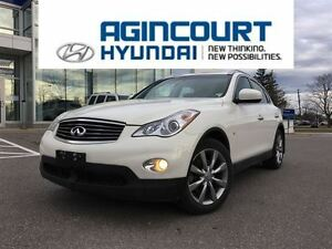 2015 Infiniti QX50 Journey/AWD/LEATHER/SUNROOF/BACKUP CAM/ONLY 4