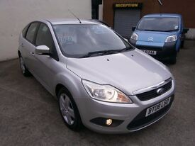 Ford Focus 1.6 TDCi Style 5dr 1750£