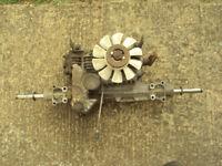 John Deere LT155 Hydrostatic gearbox - automatic gearbox - back axle - Transaxle