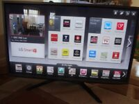 LG 50 INCH SMART BUILT IN WIFI 3D TV (50PM680T)