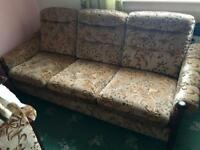 Beautiful three piece suite in excellent condition from smoke and pet free home. Must be seen