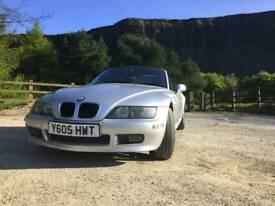 Bmw z3 roadster 1.9 2001 wide body facelift