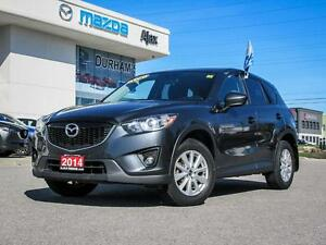 2014 Mazda CX-5 GS, AWD, SUNROOF, HEATED SEATS