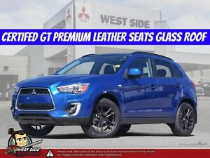 2015 Mitsubishi RVR GT–Accident Free–Satellite Radio–4WD–2.0L–
