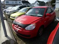 2008 Hyundai Accent base