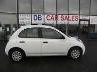 2009 59 NISSAN MICRA 1.2 VISIA 5D 80 BHP **** GUARANTEED FINANCE **** PART EX WELCOME