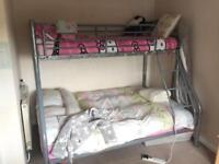 Bunk bed - metal