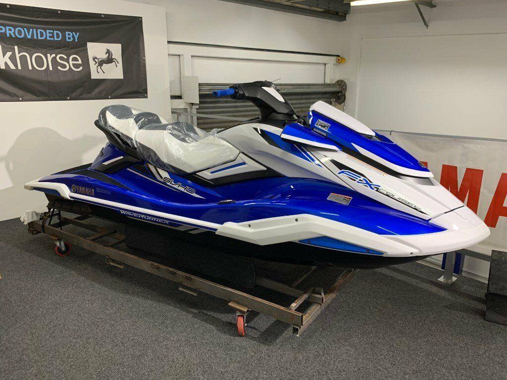 Yamaha FX SVHO Cruiser 2019 ~ New jet ski | in Rochester, Kent | Gumtree