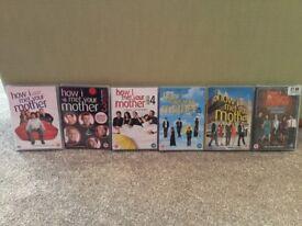 How I met your mother series 1 3 4 5 6 7 DVD