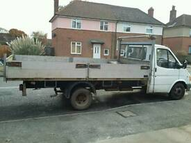 Ford transit 2.5 di banana engine 13ft swap cars 4x4 projects