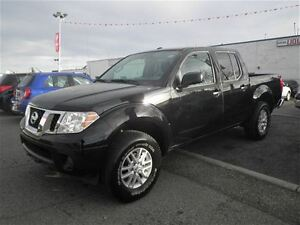 2015 Nissan Frontier SV  4X4  Bluetooth  Cruise