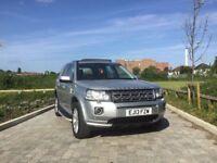 Land Rover freelander 2013 new shape only £11995