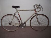 "Classic/Vintage/Retro Raleigh Medale (22.5"" frame) Single Speed Racing/Road Bike (will deliver)"
