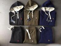 LATEST COLLECTION FROM RALPH LAUREN TRACKSUIT SET