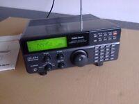 Radio Shack DX-394 Communications Receiver Radio Ham Scanner