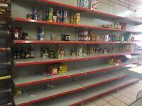 Fridges and shelves for sale