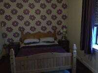 Available for immediate entry- one bedroom furnished flat