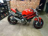 Ducati Monster 696+ ABS