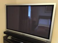 "Panasonic 42 inch plasma tv display monitor 42"" Panasonic TH42 PW5"